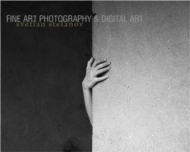 Svetlan Stefanov - fine art photography and digital art